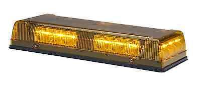 Whelen Responder R1lpma Led Lightbar Warning Light Amber Magnetic