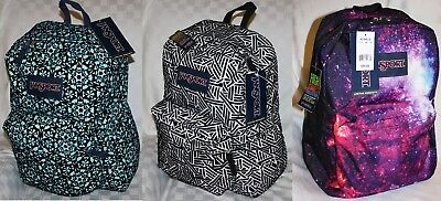 JANSPORT HIGH STAKES BOOK BAG BACKPACK 100% AUTHENTIC HUGE SALE DISCOUNT NWT - Discount Bible