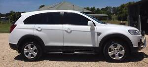 2010 Holden Captiva Wagon 7 seater Kempsey Kempsey Area Preview