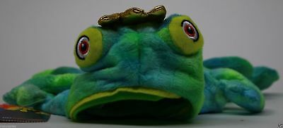 Halloween Top Paw Green Frog Pet Dog Costume Size Small  NWT