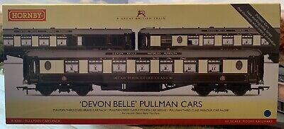 model railways coaches 'Devon Belle Pullman Cars'