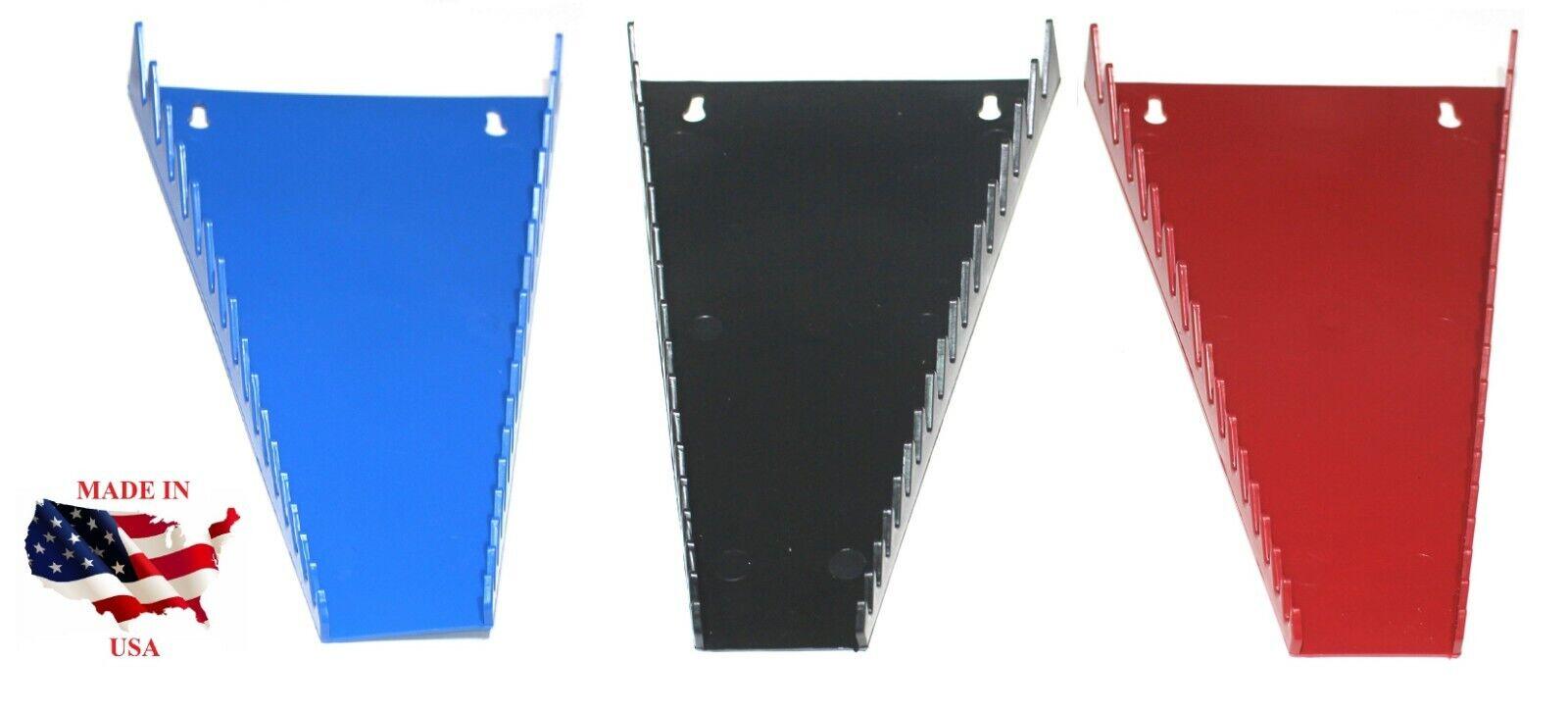 16 wrench holder organizer storage rack tray