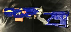 NERF Long Strike CS-6 Dart Blaster Warners Bay Lake Macquarie Area Preview