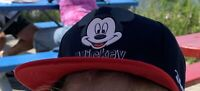 Lost Mickey Mouse Hat