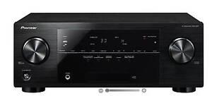 Pioneer VSX-827-K 7.1 Channel 3D AV Receiver 7x 130W Five Dock Canada Bay Area Preview