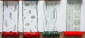 23 Stk.Malerwalze Strukturwalze Musterwalze Roller - <span itemprop=availableAtOrFrom>Oberösterreich, Österreich</span> - 23 Stk.Malerwalze Strukturwalze Musterwalze Roller - Oberösterreich, Österreich
