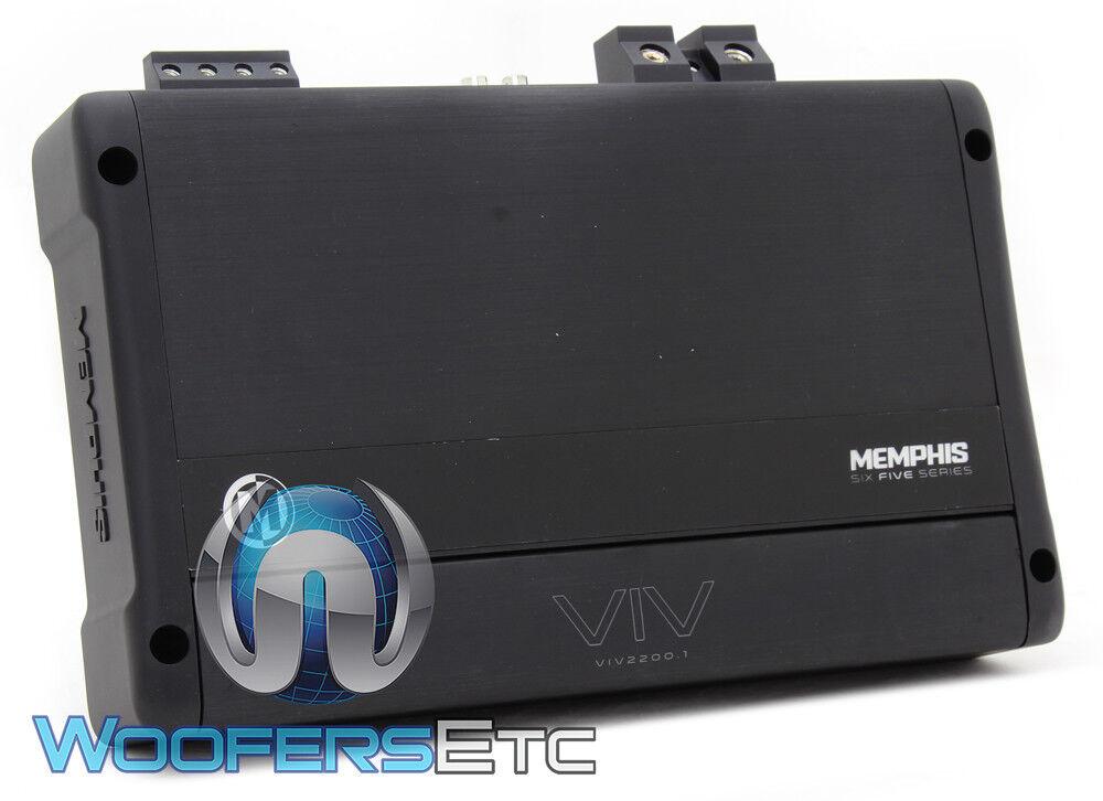 MEMPHIS VIV2200.1 MONOBLOCK 4400W MAX SUBWOOFERS BASS