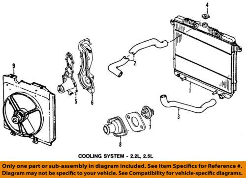 chrysler oem-engine water pump 68382489aa 68382489aa