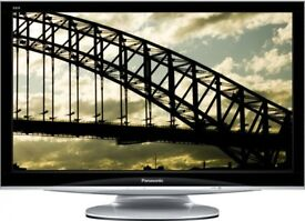 """HIGH QUALITY Panasonic TXL37V10B 37"""" FREESAT/FREEVIEW HD TV, 6 MONTH WARRANTY, COLLECTION ONLY"""