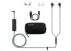 Bose QuietComfort 20 Acoustic Noise Cancelling headphones - nearly new