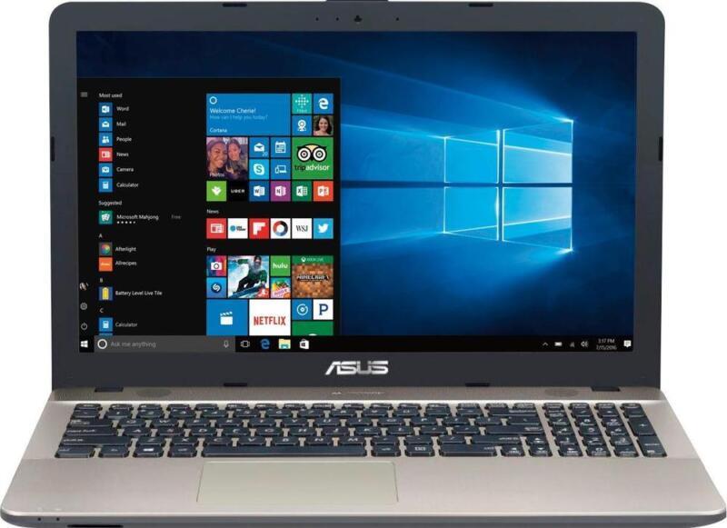 "Asus - VivoBook Max X541NA 15.6"" Laptop - Intel Pentium - 4GB Memory - 500GB ..."