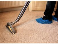 Professional Carpet Cleaning 2 Rooms Only £40 Add H,S,L For Extra £20