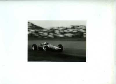 John Surtees Ferrari 158 Dutch Grand Prix 1964 Postcard