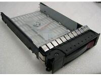 "New HP 2.5/"" 378343-002 SATA SAS Tray Caddy DL380 DL360 G6 US-SameDayShip"