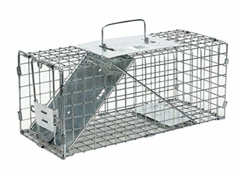 Havahart 1077 Live Humane Animal Cage Trap Squirrels Small R