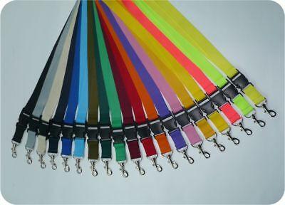 Schlüsselband mit Wunschdruck 25mm breit 19 Farben