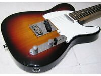 Fender Telecaster 2011 - Sunburst 60th Anniversary - May Trade or Px? Mint Condition