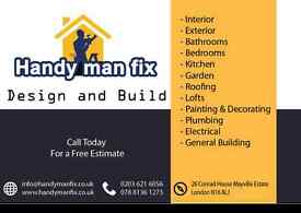 London Handymanfix - Reliable & Professional Handyman