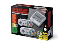 SNES Mini - Super Nintendo Mini Classic : Super Nintendo - Brand New & Sealed