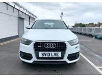 Audi, Q3, 2013, Quattro, Semi Auto, 5 doors