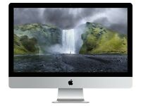Apple iMac 27-inch with Retina 5K display (QC i7 / 32GB RAM / 512GB SSD / M295X) Includes AppleCare