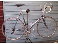 Raleigh Competition Vintage Road Bike Shimano 105 Reynolds 501 SL