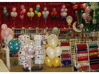 full time trainee balloon decorator/sales assistant required