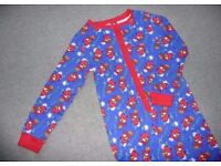 Angry Birds Onesie Size 10-11 (Height 140-146cm)