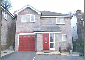 Unfurnished Detached 3 Bedroom House Near TRURO City Centre Available Long Term Let