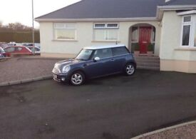 2010 MINI Hatch 1.6 Cooper D 3dr mint condition £30 road tax very economical Finance available