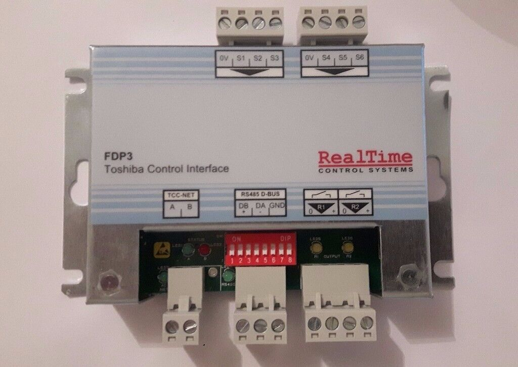 Toshiba Air Conditioning FDP3 Interface