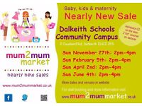 Mum2Mum Market Nearly New Sale - DALKEITH