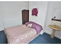 FURNISHED DOUBLE ROOM TO RET IN SPRINGBOURNE BOURNEMOUTH - BH1 - ALL BILLS INCLUDED - AVAILABLE NOW!