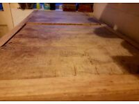 Butchers Block Vintage and Rustic