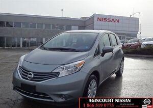 2015 Nissan Versa Note 1.6 S |Low Ks| 1.5% Financing|