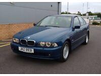 BMW, 5 SERIES, Saloon, 2001, Manual, 2494 (cc), 4 doors