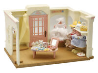 Sylvanian Families Dress Shop+ Accessories