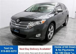 2010 Toyota Venza AWD V6! 1 OWNER! 20 ALLOYS! POWER PACKAGE! CRU