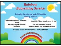 Rainbow Babysitting Service