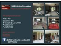 Painting decorating plastering