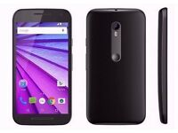 Motorola Moto G 3rd Gen XT1541 Unlocked 8GB 1GB RAM 13MP Black-USED