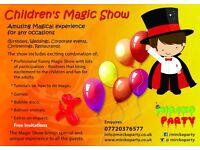 Children's Entertainer / Children's Magician / Balloon Modelling / Games