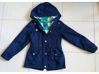 Next 7-8 y girls jacket