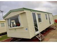 2 bedroom caravan at Whitley Bay