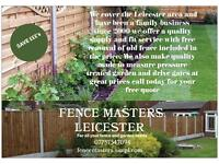FENCE MASTERS LEICESTER