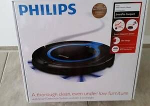 Philips Robot Vacuum Cleaner - Smartpro Compact - New Never Used Surfers Paradise Gold Coast City Preview