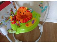 Roarin rainforest Jumperoo with box