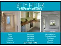 Plastering building and general property services