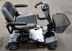 Quingo Air Mk1 Mobility Scooter good condition 3 months warranty within 30 miles - £500
