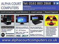 Computer / Laptop Repair & Upgrades Services - Alpha Court Computers